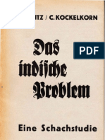 Johannes Kohtz & Carl Kockelkorn - Das indische Problem (1903)