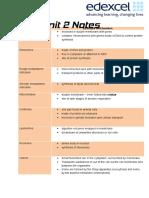 Edexcel Bio 2 Notes (1)