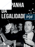 Campanha da Legalidade - (Vereador Leonel Brizola)