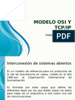 Modelo OSI y TCP/IP