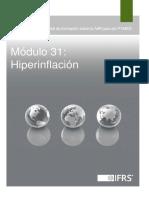 31 Hyperinflation ES