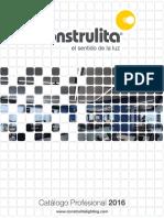 Catalogo Profesional 2016
