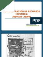 Clase 1 - Aspectos Legales