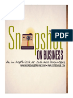 Snapshot on Business 2016