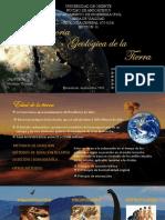 Historia geologica de la tierra