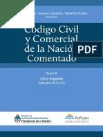 CODIGO CIVIL Y COMERCIAL DE LA NACION Comentado Tomo II