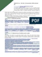 OUG 196 2002 Fondul Ptr. Mediu