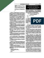 Directiva sobre contribuciones reembolsables