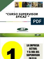 CURSO BREVE SUPERVISOR EFICAZ