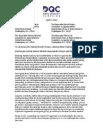 DQC Privacy Privacy Coordinators Letter