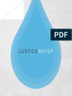 Booklet Justice Water