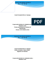 Trabajo d Redes del modelo OSI TP/IP