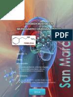 Inhibidores de La Monoaminooxidasa