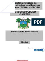 Professor Arte Musica