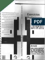 Exercícios preliminares em contraponto - Arnold Schoenberg.pdf