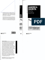 GIUNTA, A. El Arte en La Argentina en La Postcrisis