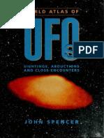 World Atlas of UFO, De John Spencer