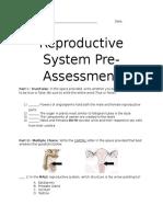 conceptual change pre assessment
