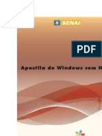 Apostila de Windows Com NVDA