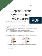 conceptual change post assessment