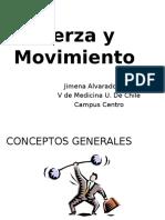 1 Fuerza y Movimiento