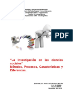 EV.1 Metodologia de La Investigacion by Jerwis Pacheco.