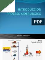 DescripcionProcesoSiderurgico