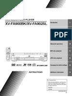 Jvc Xv Fa90 Manual