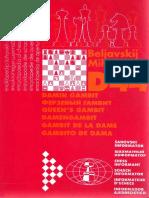 Alexander Beliavsky & Adrian Mikhalchishin - D44 - Queen's Gambit