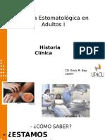 Hcl -Examen Clínico General