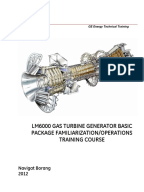 gas turbine generator commissioning procedure pdf