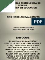 No. 0. MODELOS EVALUATIVOS -1.ppt