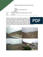 Implementación de campamento minero