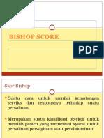 Bishop Score