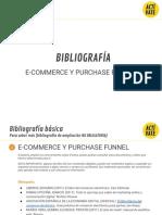 BIBLIOGRAFÍA MOOC ECOMMERCE + PURCHASE FUNNEL