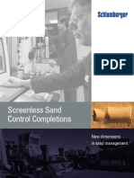 Screen Less Sand Control Comp