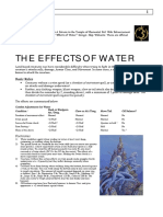 d20 Water Rules