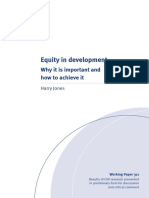 Equity in Development