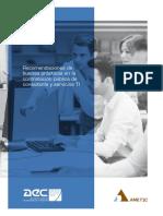 Buenas Prácticas en La Contratación de Consultoría y Servicios TI- AEC-AMETIC