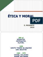 Ética y Moral, Conceptos