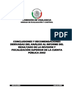 08 Conclusiones Recomendaciones IR2002