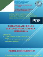 Estratigrafia de Los Suelos Nomenclatura y Simbologia