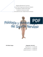 Fisiologia y Fisiopatologia Del SistemaNervioso