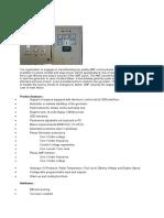 amf ats control panel smart gen mains electricity voltage. Black Bedroom Furniture Sets. Home Design Ideas