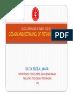 RetainingWall Design