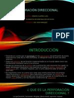 PERFORACIÓN DIRECCIONAL (1)