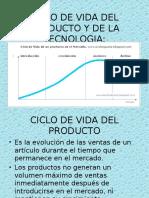 Ciclo de Vida Del Producto y de La