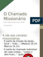 O Chamado Missionário