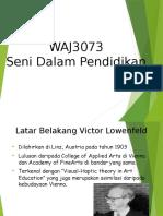 WAJ3073 Seni Dalam Pendidikan