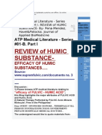 ATP Blog - Review of Humic Substances by - Pena Mendez